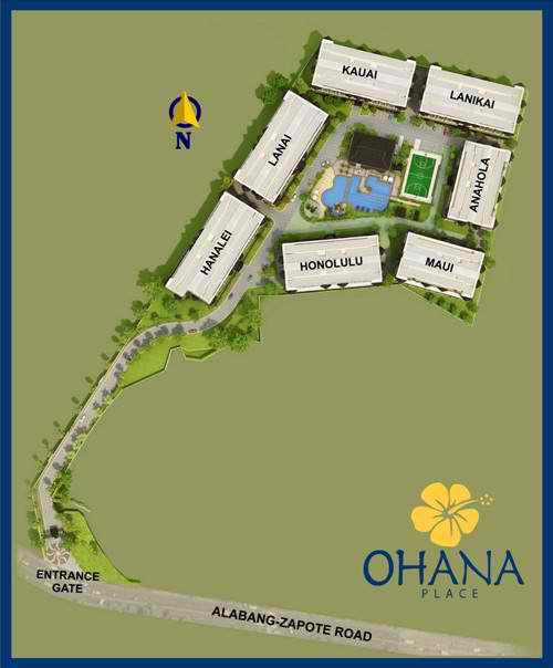 ohana place site dev