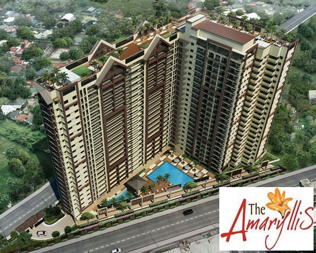 Amaryllis DMCI Price 2 Bedroom