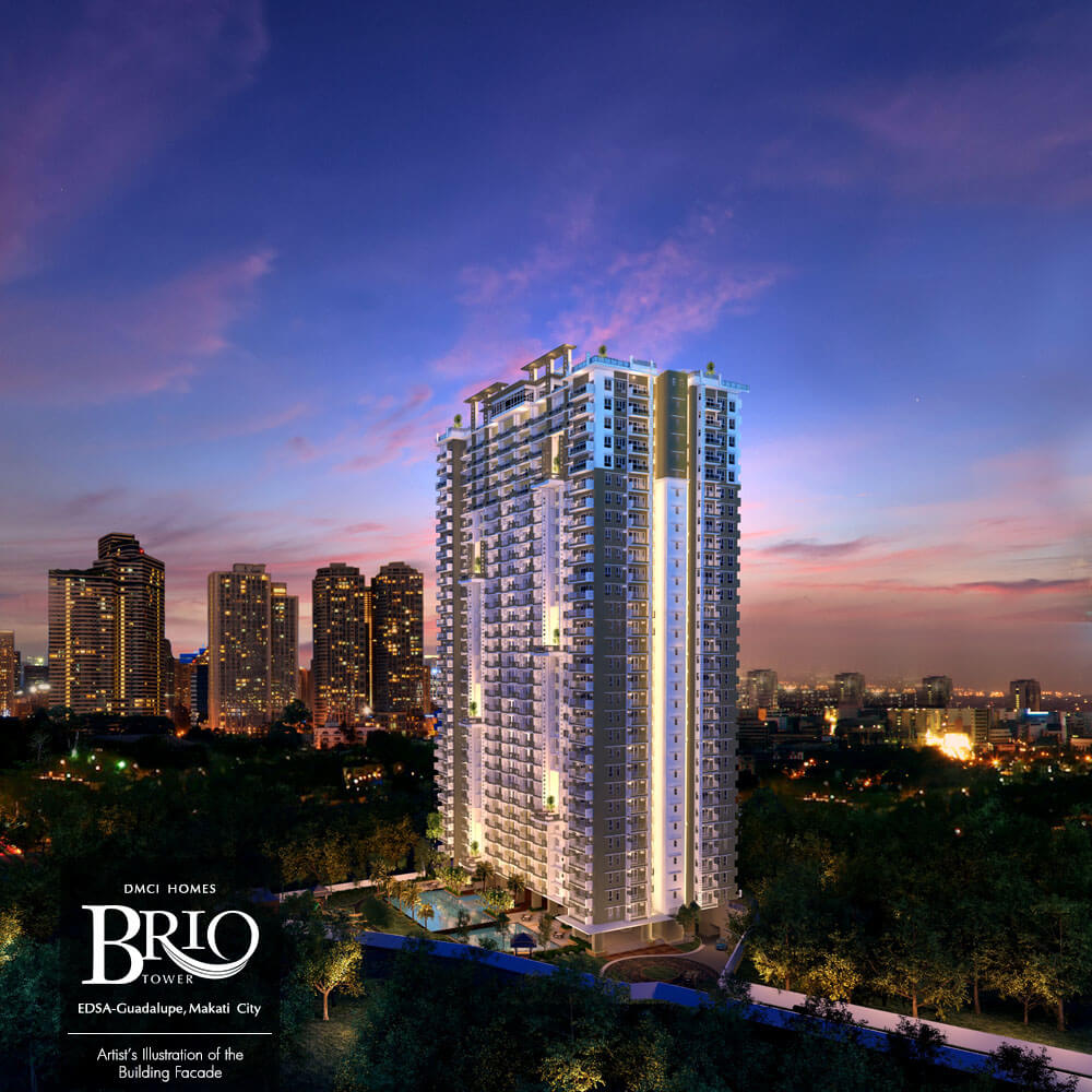 Brio Tower 2 Bedroom Price DMCI