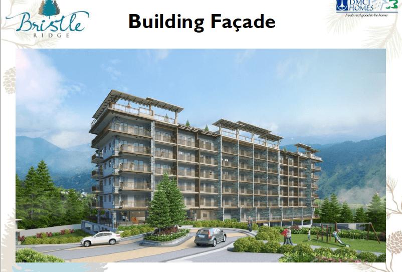 Bristle Ridge DMCI Baguio Building Facade