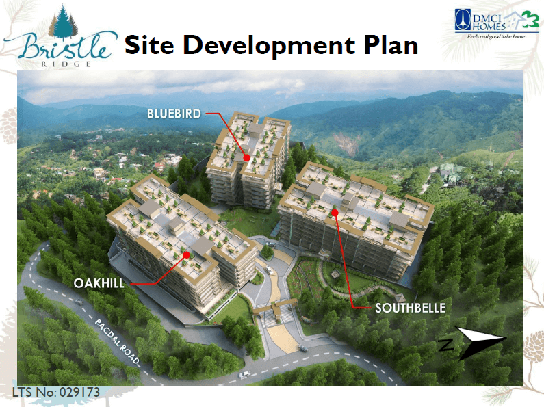 Bristle Ridge DMCI Baguio Site Development Plan
