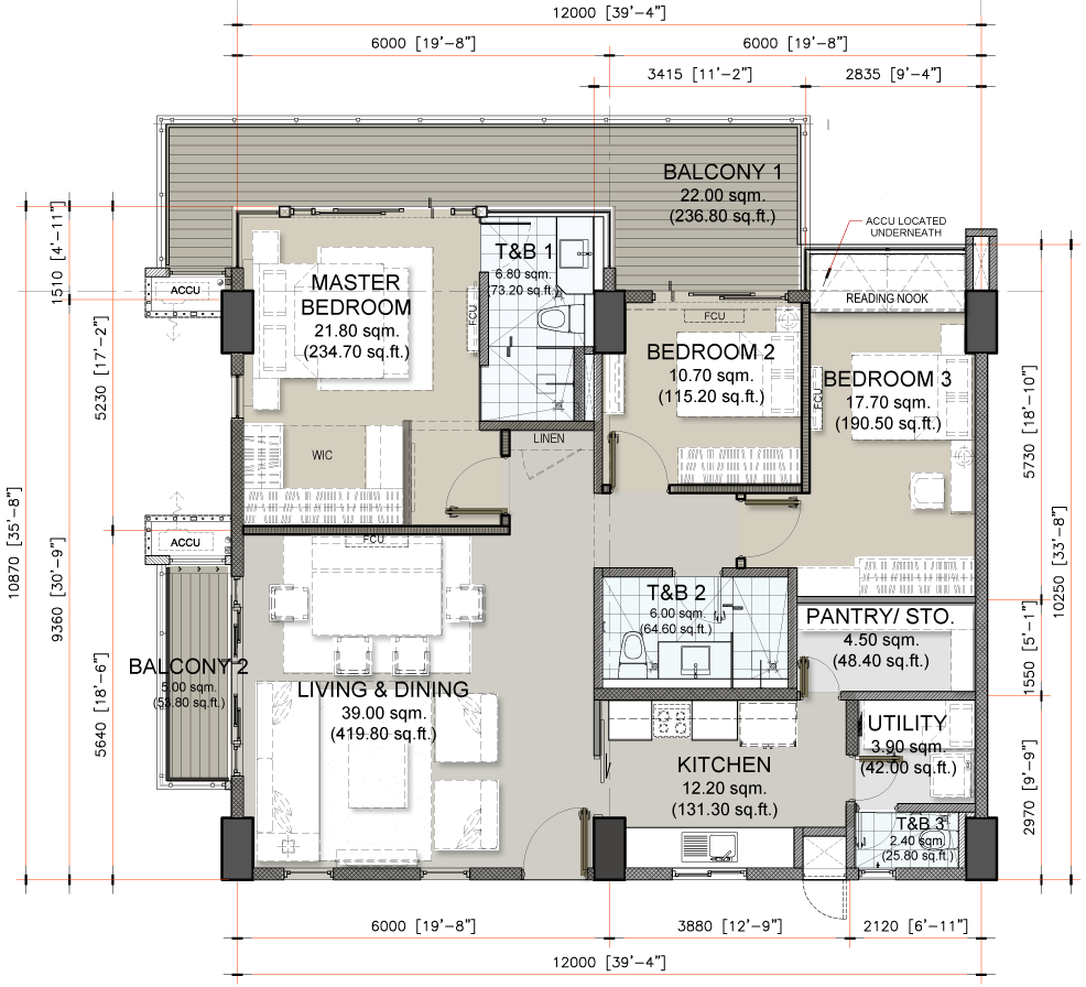 3-bedroom-unit-layout-125-sq-meters