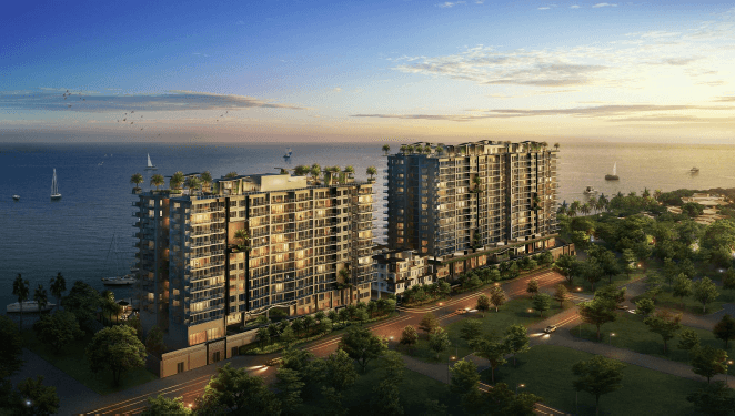 Condo in Manila Bay by DMCI Homes