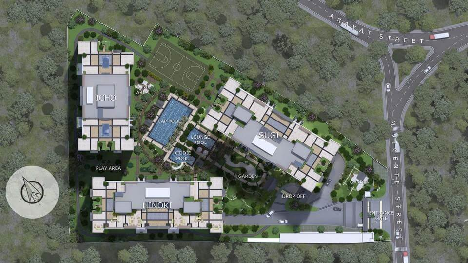 Kai Garden Site Development Plan