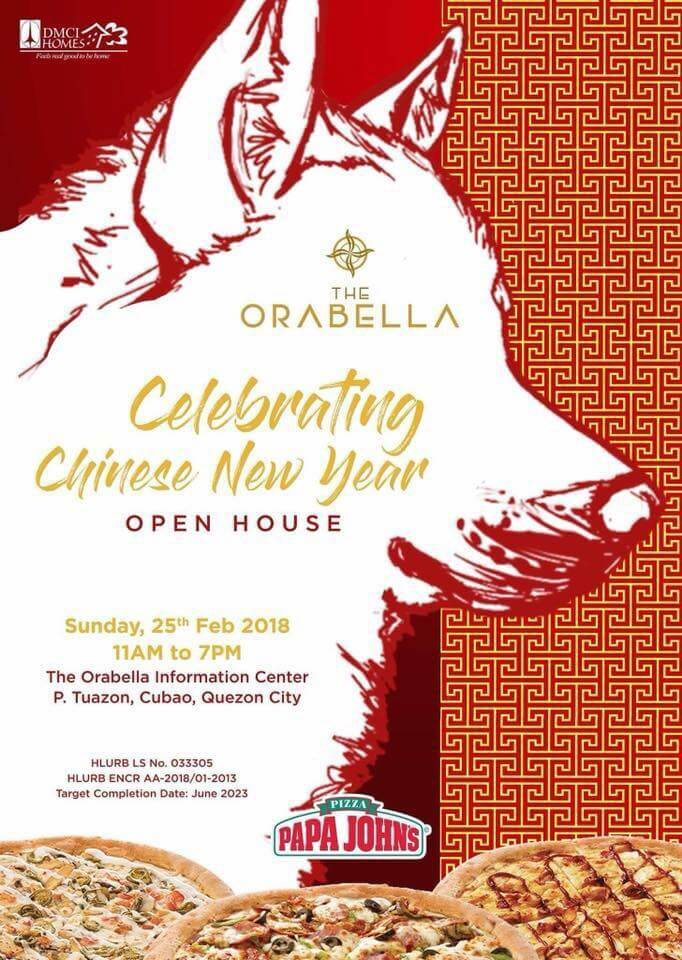 The Orabella Openhouse 2018