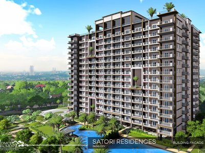 Satori Residences by DMCI Homes