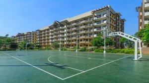 Arista Place Basketball Court
