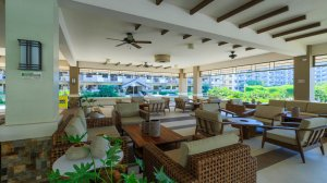 Arista Place Lounge Area