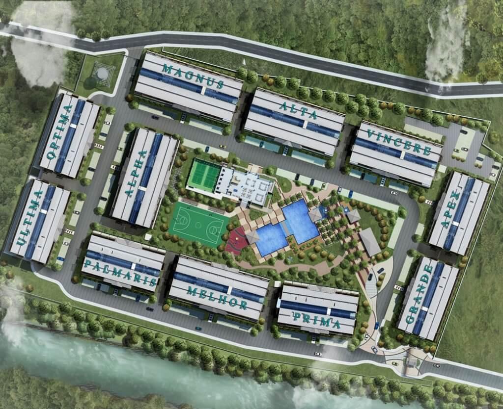 Arista Place Site Development Plan