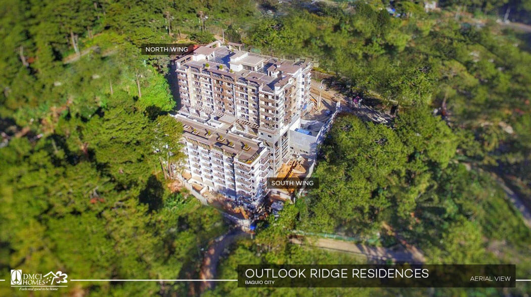 Outlook Ridge Residences Site Development Plan