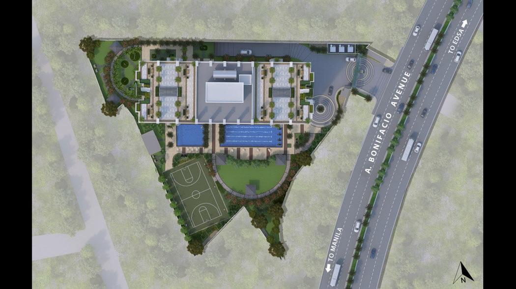 The Celandine Site Development Plan